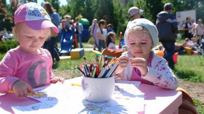Свыше 400 мероприятий пройдут в подмосковных КДЦ в День защиты детей
