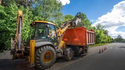 Тротуары построят в трех населенных пунктах городского округа Мытищи