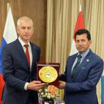 В Каире подписан Меморандум о сотрудничестве между Министерством спорта Российской Федерации и Министерством молодёжи и спорта Арабской Республики Египет