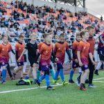 В Подмосковье отметили День первой футбольной команды