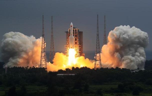 В США заявили о потере Китаем контроля над его крупнейшей ракетой