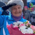 В забеге «Май. Мир. Молодость» финишировала 102-летняя участница