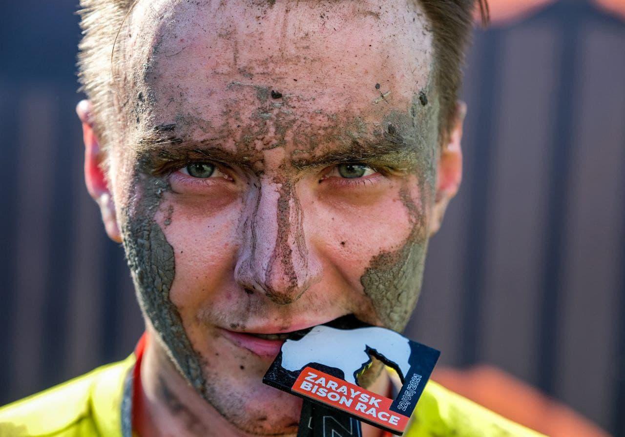 В Зарайске прошла гонка с препятствиями «Bison Race»