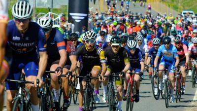 Велозаезд Gran Fondo стартовал в Подмосковье
