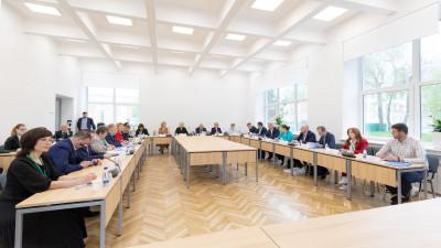 Ветспециалисты Подмосковья поучаствовали в комиссии по аккредитации Тимирязевского университета
