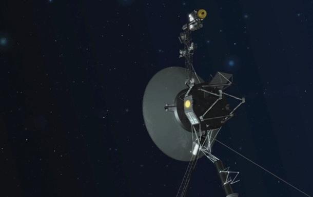 """Вояджер-1 """"услышал гул"""" межзвездного пространства"""