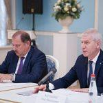 Выездное заседание Комитета Госдумы по физической культуре, спорту, туризму и делам молодежи прошло в Минспорте России