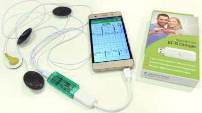 портативный кардиограф