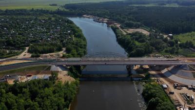 Афанасьевский мост в Воскресенске откроют в июле