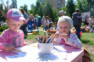 Афиша Подмосковья на июнь: День защиты детей, фестиваль «Город А» и велозаезд