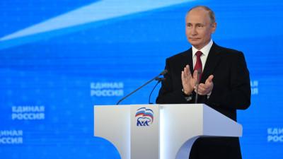 Андрей Воробьев возглавил список «Единой России» на выборах в Государственную Думу