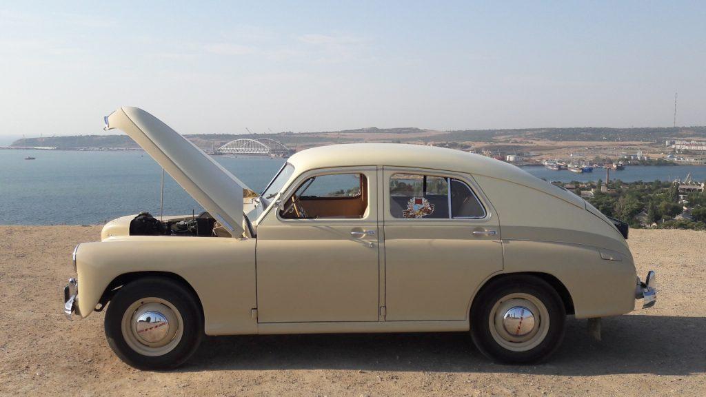 автомобилю победа исполнилось 75 лет