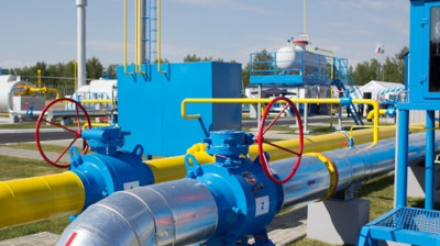 Газопровод в деревне Мышкино Можайского округа