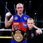 Боксёр из Балашихи Роман Андреев завоевал пояс чемпиона WBA Gold в лёгком весе