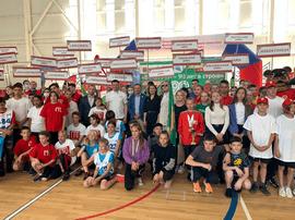 Более 250 тысяч детей соревнуются за право участвовать в финале Фестиваля ГТО в «Артеке»