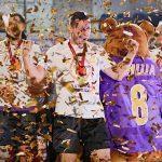 «Чеховские медведи» стали 20-кратными чемпионами России по гандболу