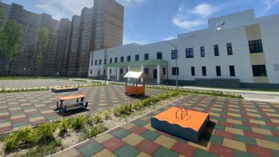 Детский сад на 220 мест построили в Раменском