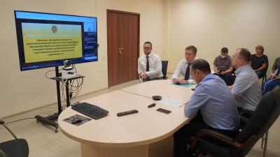 Главгосстройнадзор провел обсуждение правоприменительной практики во II квартале 2021 года