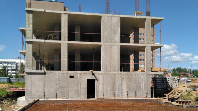 Главгосстройнадзор проверит ход строительства жилого дома в городском округе Серпухов