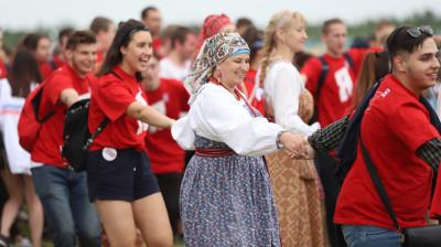 фестиваль «Русский мир» в Сергиевом Посаде