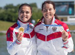 Итоги выступления россиян на Чемпионате Европы по гребле на байдарках и каноэ и параканоэ