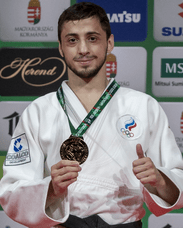 Яго Абуладзе принёс России первое за 10 лет «золото» Чемпионат мира по дзюдо
