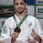 Яго Абуладзе принёс России первое за 10 лет «золото» Чемпионата мира по дзюдо