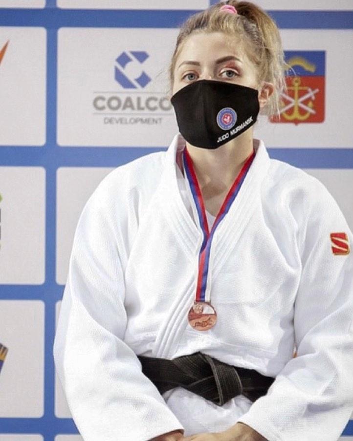 Юниоры из Подмосковья завоевали три медали первенства России по дзюдо