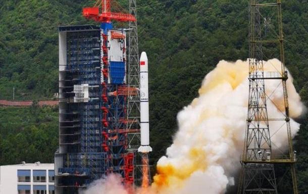 Китай запустил спутники дистанционного зондирования