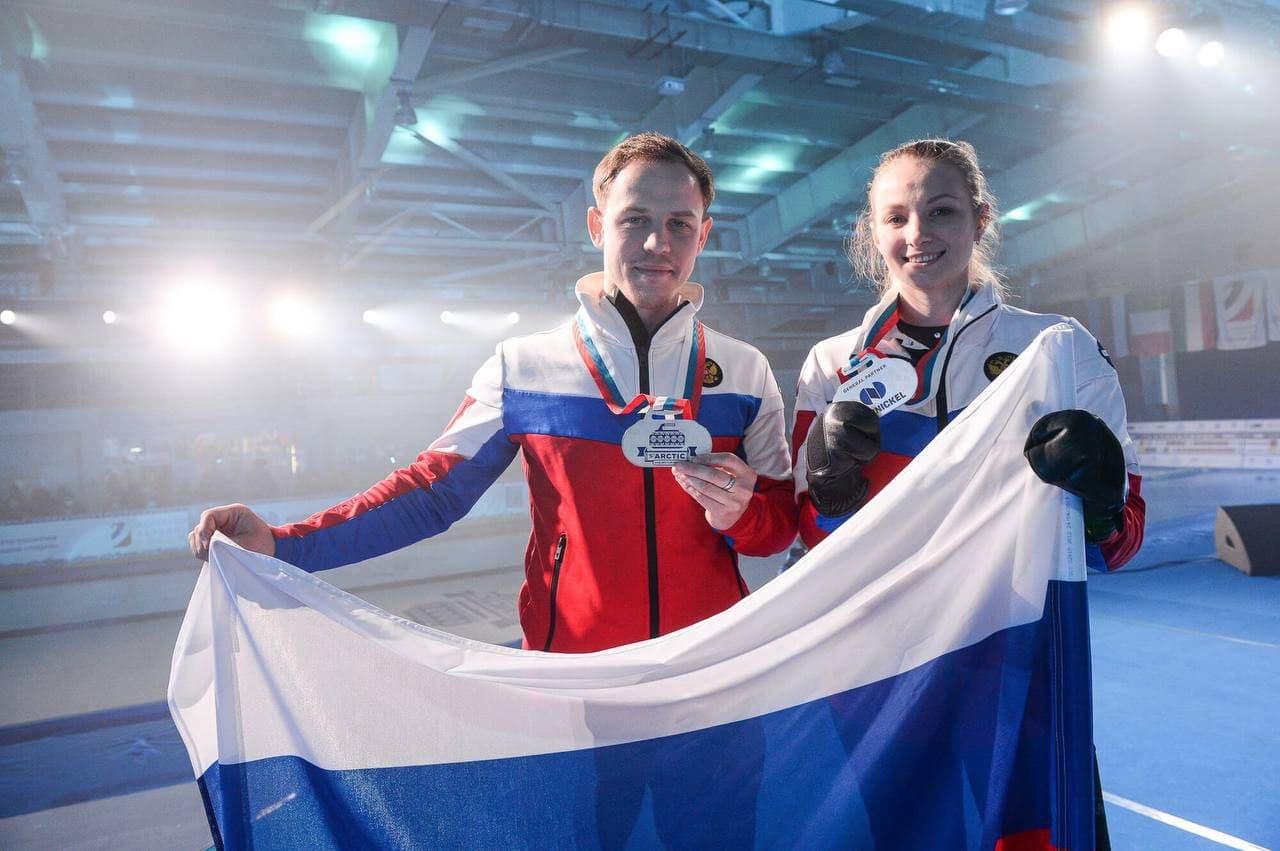 Кёрлингист из Подмосковья стал серебряным призёром международных соревнований