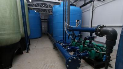 Водозаборный узел в Рузском округе