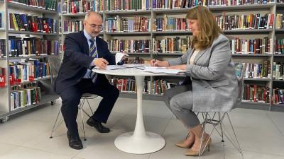Московская губернская библиотека подписала соглашение с Российским обществом «Знание»