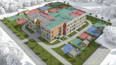 Мособлгосэкспертиза одобрила проект строительства детского сада в Реутове