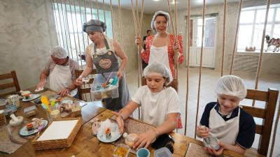 Наталья Виртуозова приняла участие в старте проекта «Зарайский замес»