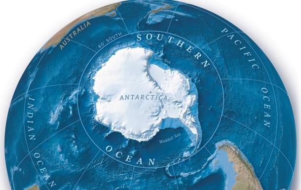 National Geographic отметил на картах пятый океан