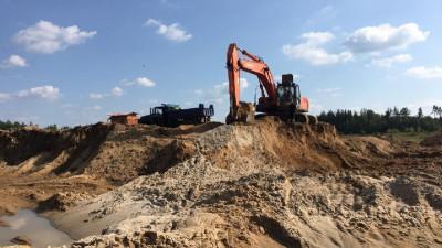 Нелегальные недродобытчики нанесли ущерб почве на 1,6 млн рублей в Талдомском округе