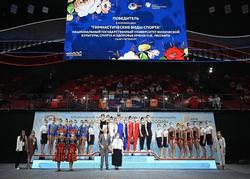 Олег Матыцин наградил победителей и призёров марафона в формате Гимнастрады «Здоровые дети – здоровая Россия»