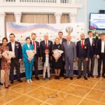 Олег Матыцин вручил государственные и ведомственные награды