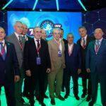 Олег Матыцин запустил обратный отсчёт до старта Первенства мира по борьбе среди юниоров, которое состоится в Уфе