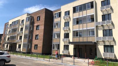 Почти 330 человек переедут в новостройки из аварийного жилья в Подольске