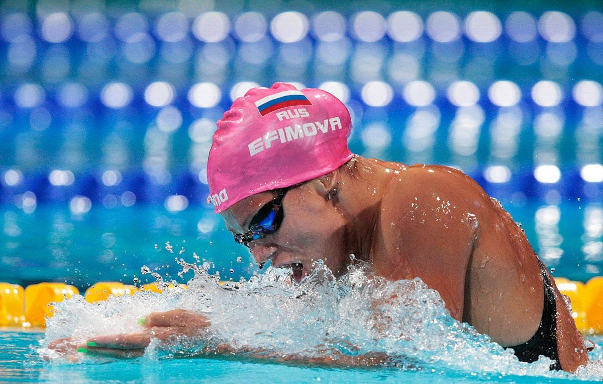Подмосковная пловчиха завоевала 3 золотые медали на международных соревнованиях в Монте-Карло