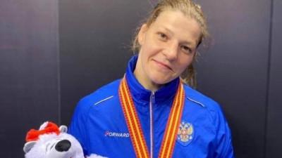 Подмосковная спортсменка заняла 2 место на международном турнире по вольной борьбе