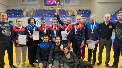 Подмосковные атлеты победили на II этапе V летней Спартакиады молодежи по вольной борьбе