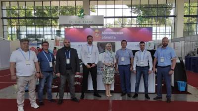 Подмосковные компании представили продукцию на международной выставке в Узбекистане