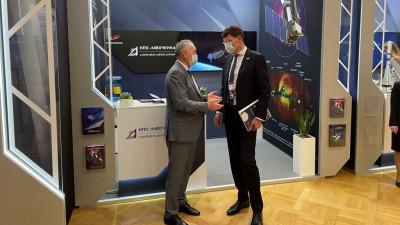 Подмосковные компании представили свои разработки на космической конференции Glex-2021