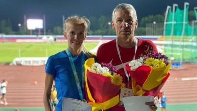 Подмосковные легкоатлеты завоевали 32 медали на чемпионате России