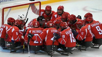 Подмосковные следж-хоккеисты сыграют на чемпионате мира