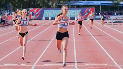 Подмосковные спортсмены стали лучшими на юниорском первенстве России по легкой атлетике