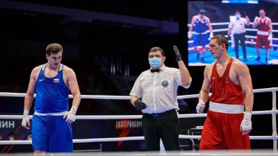 Подмосковные спортсмены в составе сборной ЦФО заняли 2 место в Кубке России по боксу
