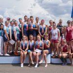 Подмосковные спортсмены завоевали 20 медалей на международных соревнованиях «Большая Московская регата» по гребному спорту